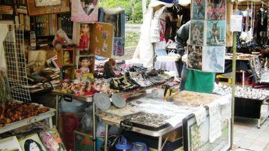 Photo of Potential Treasure Troves; Flea Markets of Tokyo;