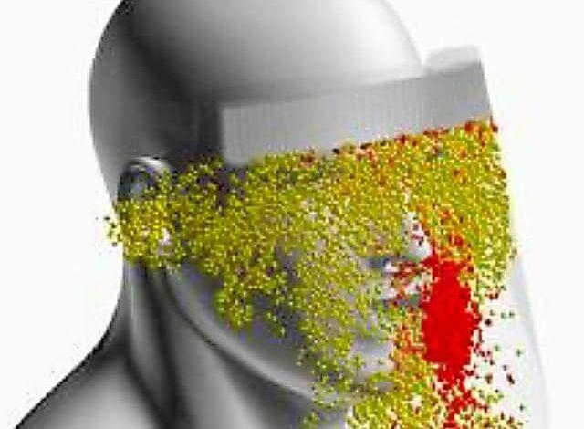 Photo of Sự thật gây sốc về tấm che mặt qua thử nghiệm của siêu máy tính