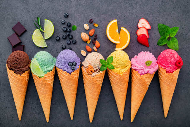 Giải mã giấc mơ của người Nhật: Nằm mơ thấy kem Kênh du lịch LocoBee