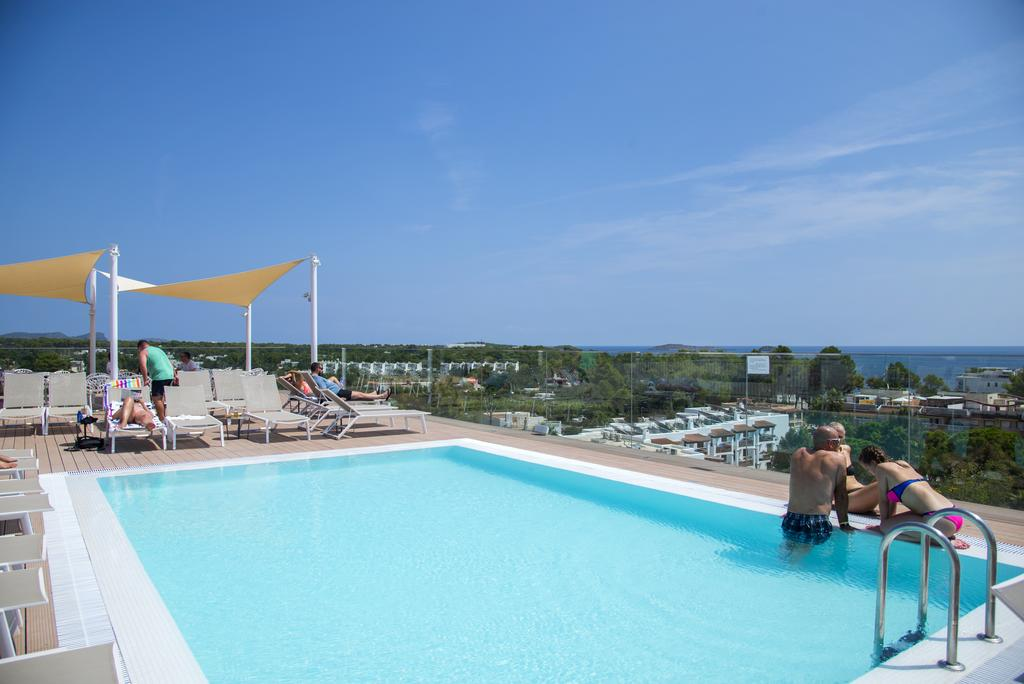 Family Holiday Apartments Complex with kids entertainment, SANTA EULALIA – Property Code: SEUCALU