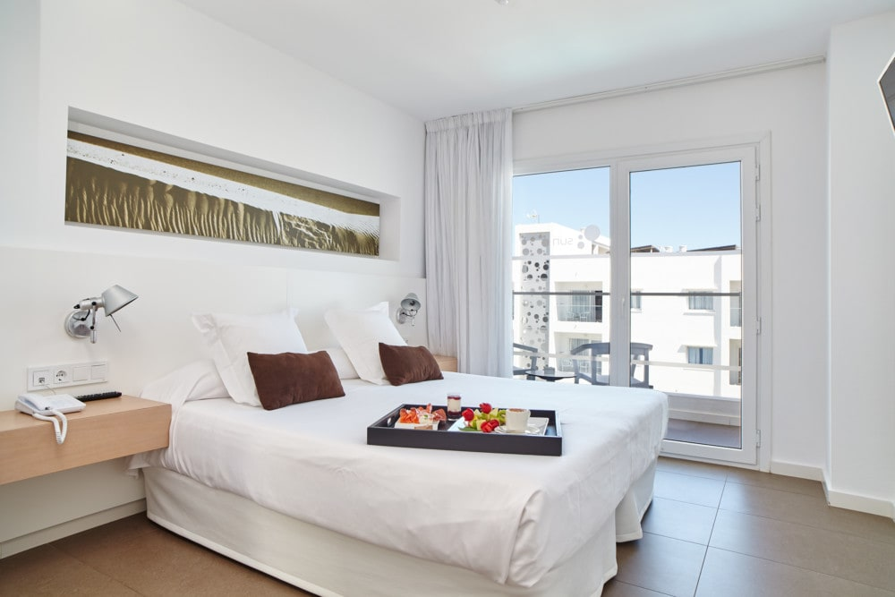 [SUITE WITH 2 BEDROOMS 4 ADULTS] Luxury Playa den Bossa Swimming Pool Holiday Apartment