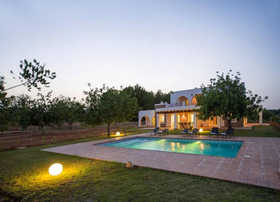 Stunning Villa with Pool 8 Guests, SANTA GERTRUDIS