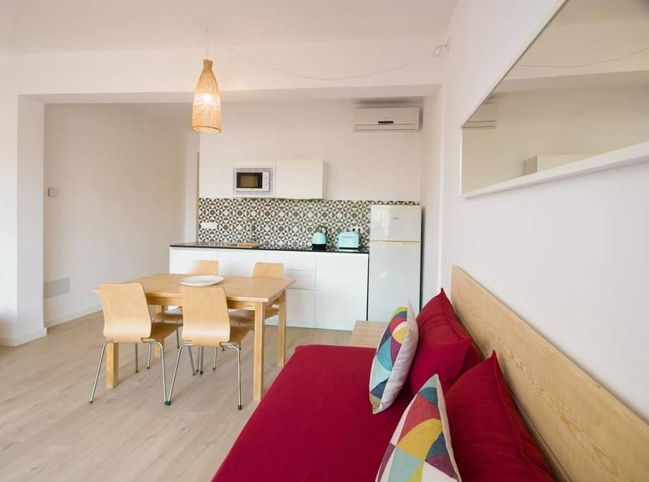 [INTERIOR APARTMENT] Central bright and cozy apartment
