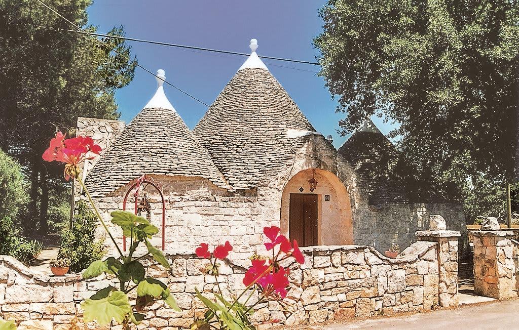 """Real """"Trulli"""" Stone House in Brindisi Puglia"""