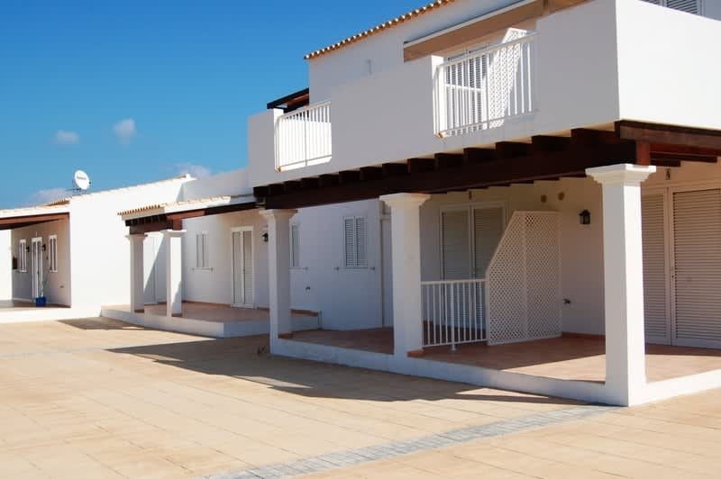 Large family holiday apartment with swimming pool and garden, ES PUJOLS – Property code: Eclofor