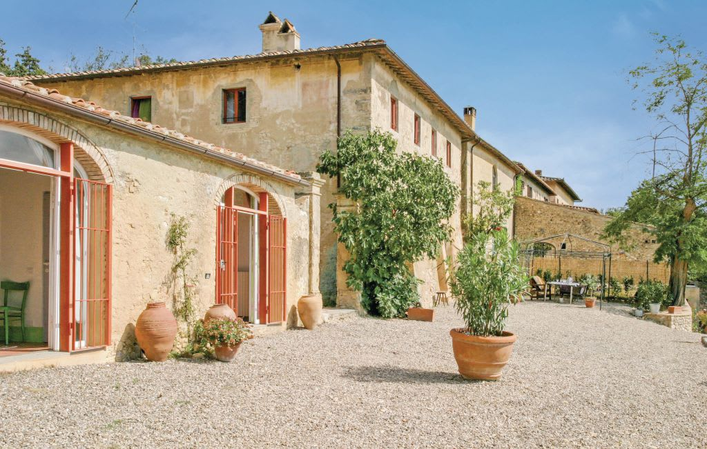 Panoramic Farmhouse Villa Florence Montespertoli