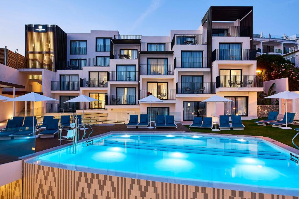[SEA VIEW DUPLEX (3 GUESTS) Elegant holiday apartments in Ibiza Town
