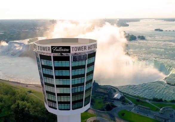 The Tower Hotel - Niagara Falls