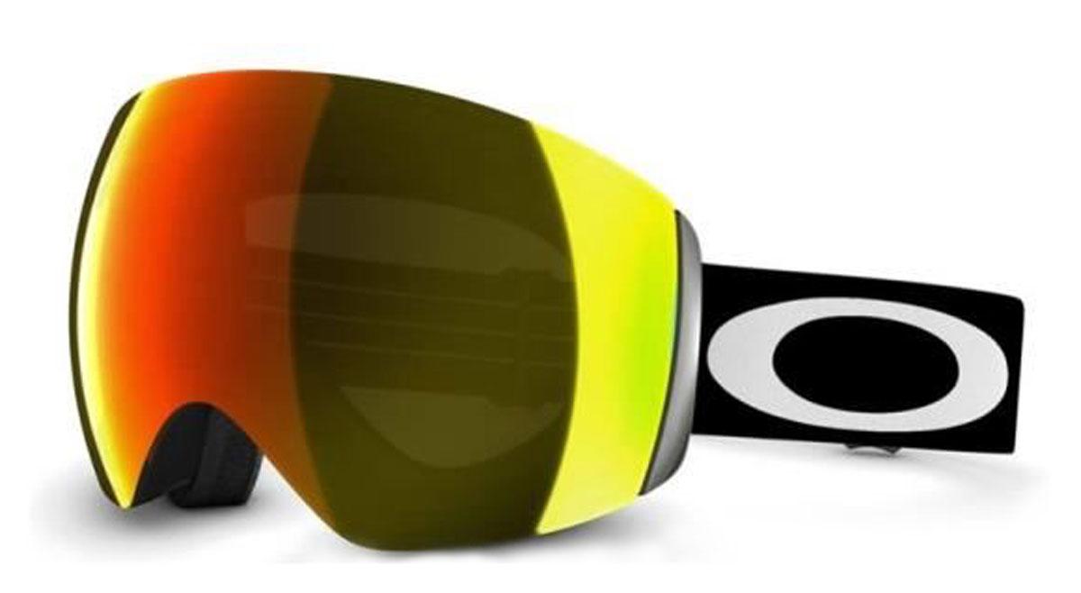 10c0f72515 Masque de ski Oakley Flight Deck Matte Black