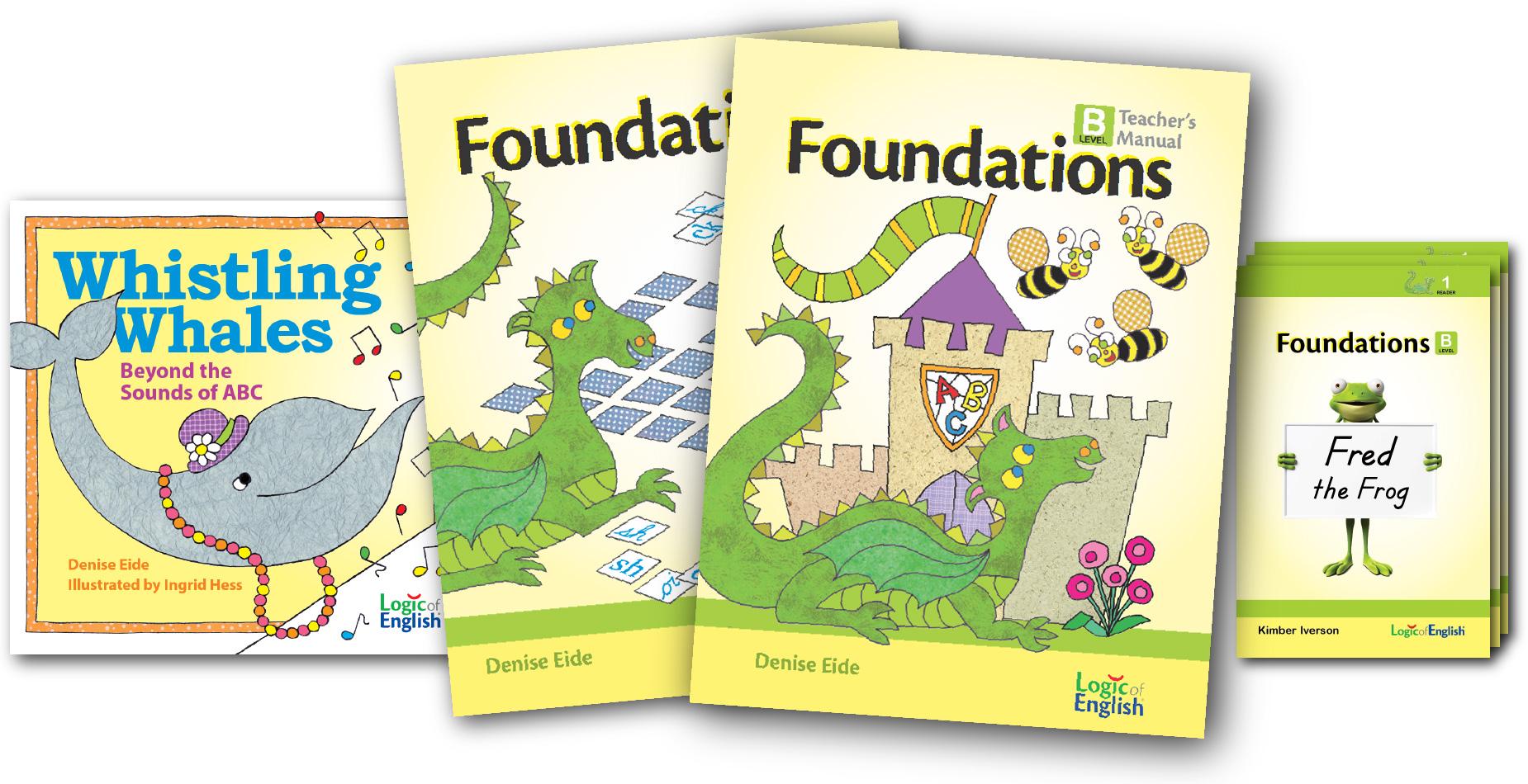Foundations B Books