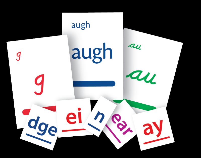Phonogram Game Cards/Tiles