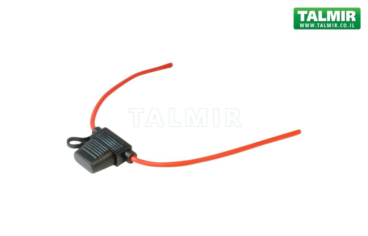 מפואר בית פיוז על כבל - ATO BLADE - טלמיר אלקטרוניקה SM-24