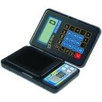 משקל כיס דיגיטלי - עד 60 גרם - רזולוציה 0.01 גרם - CM 60-2N