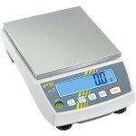 משקל שולחני דיגיטלי - עד 1 ק''ג - רזולוציה 0.01 גרם - PCB 1000-2
