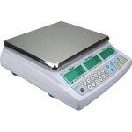 משקל ספירה שולחני דיגיטלי - עד 16 ק''ג - רזולוציה 0.5 גרם - CBC 16