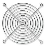 רשת הגנה למאוורר - 120MMx120MM