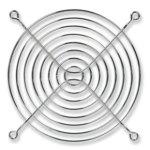 רשת הגנה למאוורר - 171MMx151MM