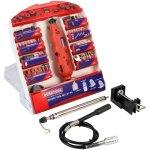 משחזת ציר חשמלית 220V - קיט 217 אביזרים