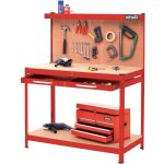שולחן עבודה מקצועי מפלדה - CWB-R1