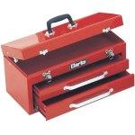 ארגז כלים מפלדה - 2 מגירות + תא עליון - CLARKE CB2