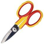 מספריים מקצועיות לחשמלאים - CK TOOLS 492001 - 140MM