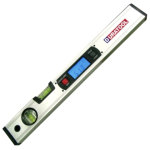 פלס דיגיטלי מקצועי מאלומיניום - DURATOOL - 410MM