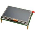 מסך מגע ''7 LCD עבור RIOTBOARD