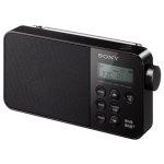 רדיו דיגיטלי נייד - SONY XDRS40DBP BLK