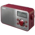 רדיו דיגיטלי שולחני - XDR-S60 RED
