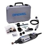 משחזת ציר חשמלית 220V - קיט 69 אביזרים - DREMEL 4000-4/65