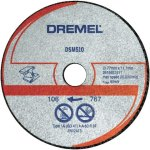 דיסק חיתוך למתכות ופלסטיק - DREMEL DSM510