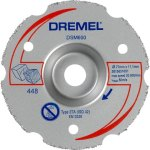 דיסק חיתוך רב תכליתי לחיתוך צמוד - DREMEL DSM600