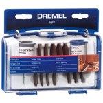 ערכת 69 אביזרי חיתוך למשחזת ציר - DREMEL 688