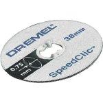 חבילת דיסקיות דקות לחיתוך מתכת - DREMEL EZ SPEEDCLIC SC409