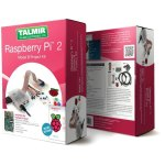 קיט פיתוח - RASPBERRY PI 2 - MODEL B - PROJECT KIT