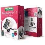 קיט פיתוח - RASPBERRY PI 2 - MODEL B - STARTER KIT