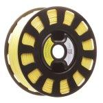 גליל חוט ABS למדפסת תלת מימד ROBOX - צהוב