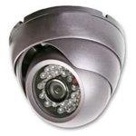מצלמת אבטחה צבעונית - DOME IR 20M 420TVL