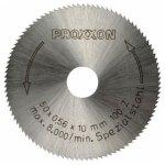 דיסק מתכת למסור שולחני - PROXXON KS 230