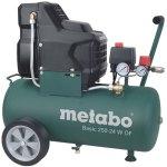 קומפרסור 24 ליטר ללא שמן - METABO BASIC 250-24 W OF