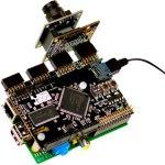 מצלמת כרטיס LOGI-CAM-2 עבור BEAGLEBONE & RPI