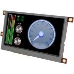 מסך מגע ''3.2 LCD עבור RASPBERRY PI