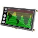 מסך מגע ''7.0 LCD עבור RASPBERRY PI