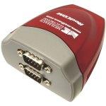 מתאם - (USB ~ 2XSERIAL (RS232