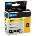 סרט לסימון תעשייתי - ויניל (19MM X 5.5M - (PVC - צהוב