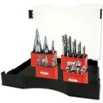 סט מברזים , מקדחים מדורגים , פצירות מסתובבות ושקענים - RUKO 107780
