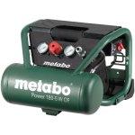 קומפרסור 5 ליטר ללא שמן - METABO POWER 180-5 W OF