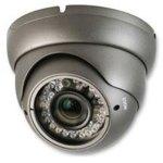מצלמת אבטחה צבעונית - DOME IR 30M 700TVL