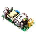 ספק כוח AC/DC למעגל מודפס - 15W - 85V~264V ⇒ 15V / 1A