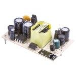 ספק כוח AC/DC למעגל מודפס - 4.8W - 90V~264V ⇒ 12V / 400MA